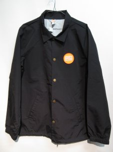 <img class='new_mark_img1' src='https://img.shop-pro.jp/img/new/icons20.gif' style='border:none;display:inline;margin:0px;padding:0px;width:auto;' />Managers Special THE BANANA COACH JACKET ブラック