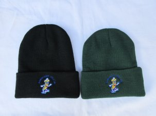 Managers Special THE BANANA EMBROIDERED BEANIE