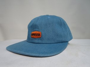 Managers Special BONELESS WASHED DENIM 6 PANEL HAT デニム