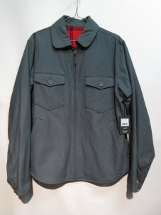 <img class='new_mark_img1' src='//img.shop-pro.jp/img/new/icons20.gif' style='border:none;display:inline;margin:0px;padding:0px;width:auto;' />BRIXTON ブリクストン CASCADE JACKET Sサイズ グリーン