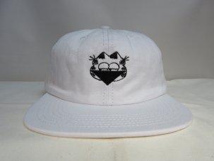 SHAKASTICS × KENKAGAMI kenkagami3 6panel Hat ホワイト