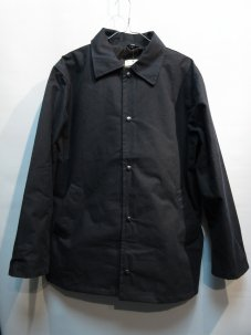 RW REMAKE OILED COACH JACKET Sサイズ ネイビー