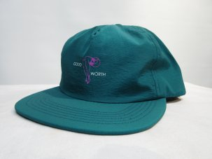 GOODWORTH LEGS SNAPBACK TEAL