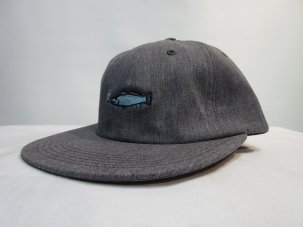 GOODWORTH SMOKING FISH STRAPBACK GREY