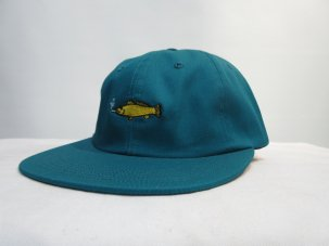 GOODWORTH SMOKING FISH STRAPBACK TEAL