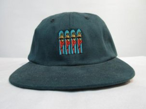 GOODWORTH CASINO GIRLS HAT TEAL