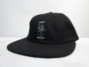 GOODWORTH NIGHT MOVES STRAPBACK BLACK