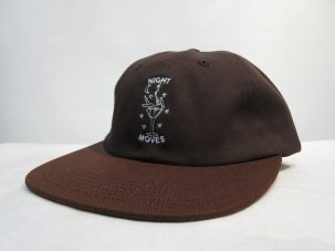 GOODWORTH NIGHT MOVES STRAPBACK BROWN