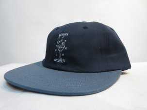 GOODWORTH NIGHT MOVES STRAPBACK NAVY 2TONE