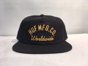 <img class='new_mark_img1' src='//img.shop-pro.jp/img/new/icons5.gif' style='border:none;display:inline;margin:0px;padding:0px;width:auto;' />HUF MECHANICS SNAPBACK BLACK