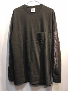 INSIGHT 51 JIMI Long Sleeve Tee グレー
