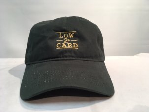 LOWCARD MID CARD POLO HAT グリーン