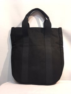 BLK PINE WORKSHOP Standard Utility Tall Tote BLACK