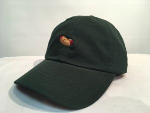 Hot Dog Baseball Hat グリーン