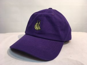 Banana Friends Baseball Hat パープル