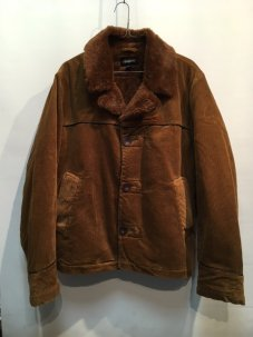 BRIXTON WALLACE JACKET Mサイズ BRASS
