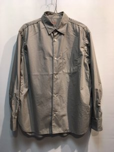 SUNNY SPORTS Roundness Shirts Mサイズ GREY