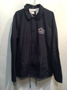 HARD LUCK VETERANO COACH JACKET Mサイズ NAVY