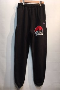 CHAMPION × A TRIBE CALLED QUEST SWEAT PANTS BLACK