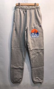 CHAMPION × A TRIBE CALLED QUEST SWEAT PANTS NEW YORK GREY