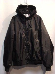 SUNNY SPORTS アメリカ製 フリースフード ナイロン ジャケット