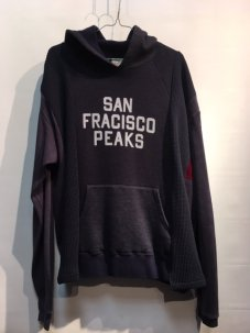<img class='new_mark_img1' src='//img.shop-pro.jp/img/new/icons5.gif' style='border:none;display:inline;margin:0px;padding:0px;width:auto;' />SUNNY SPORTS re-construct SWEAT PARKA