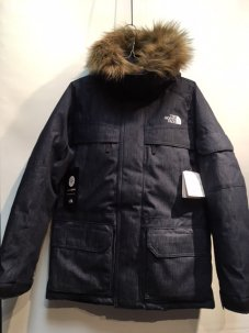 THE NORTH FACE ノースフェイス DENIM MCMURDO PARKA