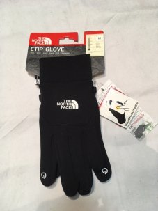 THE NORTH FACE ETIP GLOVE ブラック