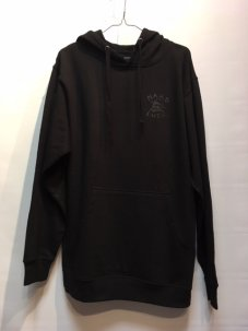 HARD LUCK BLACKED OUT HOODIE