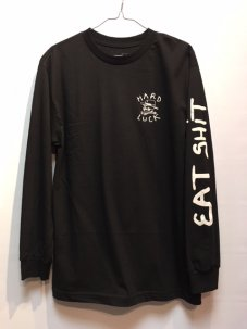 HARD LUCK OG LOGO EAT SHIT L/S Tee