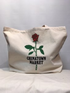 Chinatown Market Rose Tote Bag
