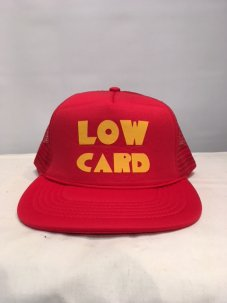 LOWCARD The CHUG MESH RED