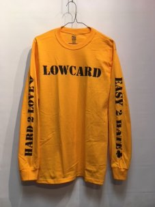 LOWCARD SONGS OF LOVE LONGSLEEVE NAVY
