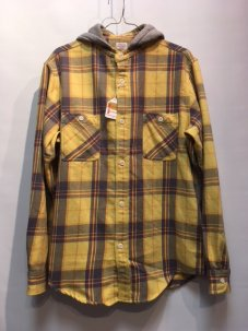 TOWNCRAFT for PENNEYS Layerd Check Shirts