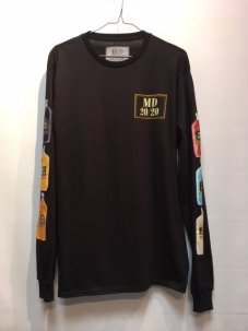 Mad Dog 20/20 Long Sleeve Tee Black