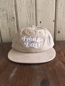 Free & Easy Baseball Hat