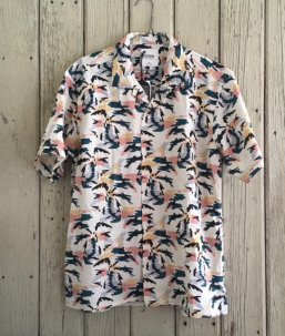 Katin Palm Tree Short Sleeve Shirt