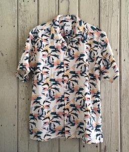 Katin Palm Tree Short Sleeve Shirt