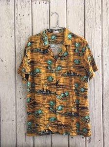 Insight Hotel California Rayon Short Sleeve Shirt