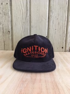 IGNITION SKATESHOP CORDUROY LID