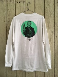 <img class='new_mark_img1' src='//img.shop-pro.jp/img/new/icons5.gif' style='border:none;display:inline;margin:0px;padding:0px;width:auto;' />GOODWORTH GOODBYE LONGSLEEVE Tee