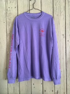 MANAGER'S SPECIAL Suzy Wong Pigment Dyed Longsleeve
