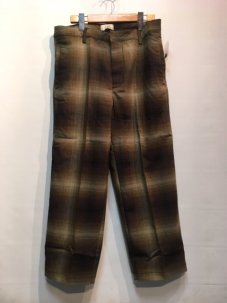 ARL Skate check chino Pants Brown