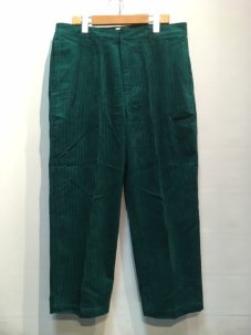<img class='new_mark_img1' src='//img.shop-pro.jp/img/new/icons5.gif' style='border:none;display:inline;margin:0px;padding:0px;width:auto;' />ARL Corduroy Skate chino Pants Teal