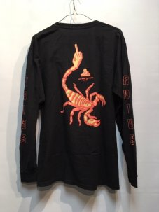 JUNGLES Adios Long Sleeve Black