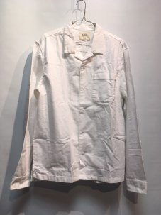 ARL Camp Collar Snap Button Shirt