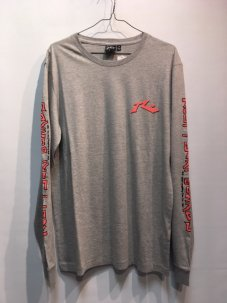 Rusty America Stained Long Sleeve Tee