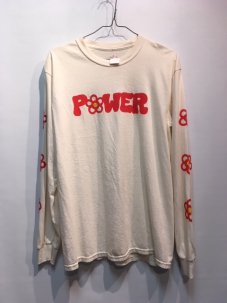 <img class='new_mark_img1' src='//img.shop-pro.jp/img/new/icons5.gif' style='border:none;display:inline;margin:0px;padding:0px;width:auto;' />Altru Apparel Flower Power Long Sleeve Tee