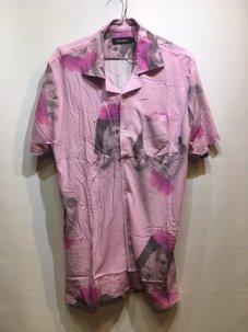 Good Worth Mushroom Button-up Shirt