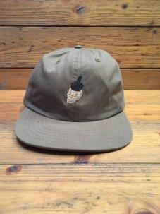 Katin Skull Cactus Baseball Hat